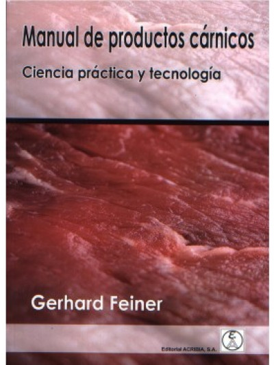 Libro: Manual de productos carnicos