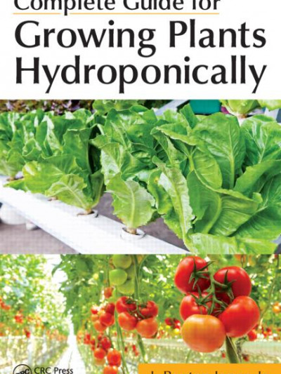 Libro: Complete Guide for Growing Plants Hydroponically