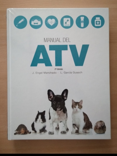 Libro: MANUAL DEL ATV 2 ED
