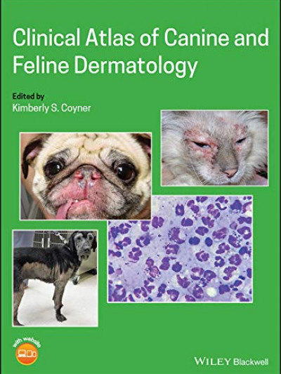 Libro: Clinical Atlas of Canine and Feline Dermatology