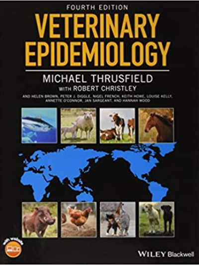 Libro: Veterinary Epidemiology  4th Edición
