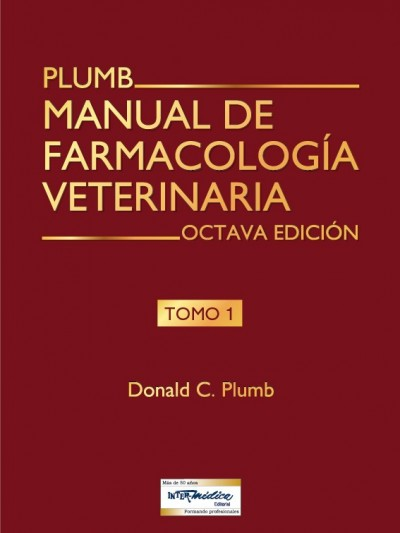 Libro: Manual de Farmacología Veterinaria. 8.a Edición. 2 Tomos.