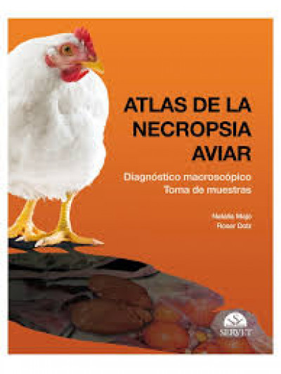 Libro: Atlas de necropsia aviar